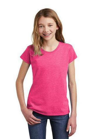 Youth University Carillon Spangle Bling short sleeve shirt Schools Becky's Boutique XS Pink