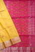 Pure Soft Silk Saree -Floral & Self Design
