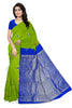 Green and Blue Kanjeevaram Bridal Collection