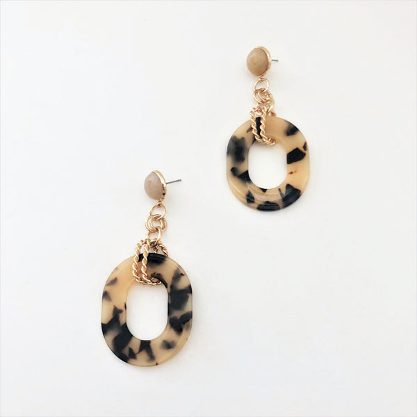 Kitty Drop Earrings - Alexa Nice