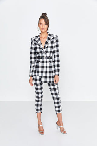The Cross Check Pant - Alexa Nice