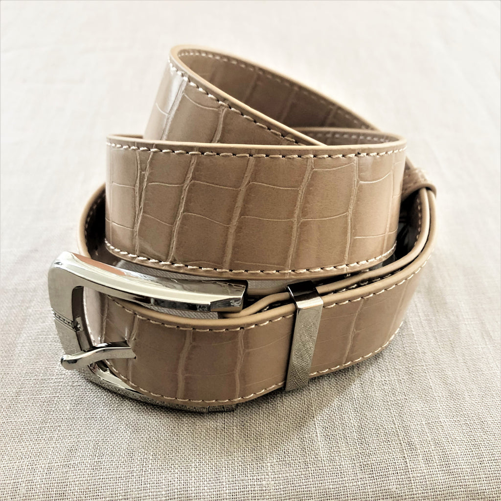 Chrissy Belt Camel