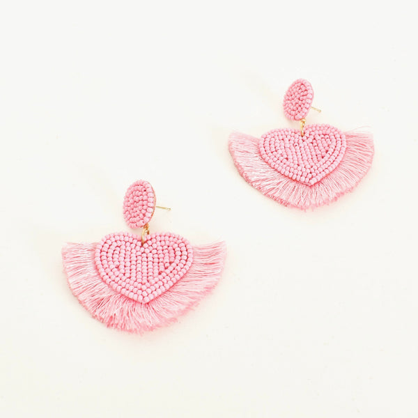 Bonnie Fringed Earrings