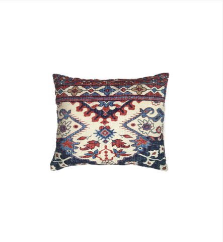 Anais Cushion in Blue - Alexa Nice