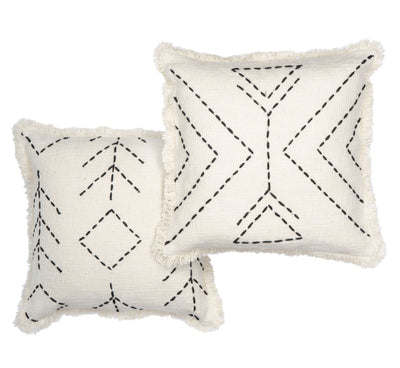 Farrow Cushion 2 Asst Designs - Alexa Nice