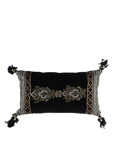 Mishti Hand Beaded Cushion - Alexa Nice