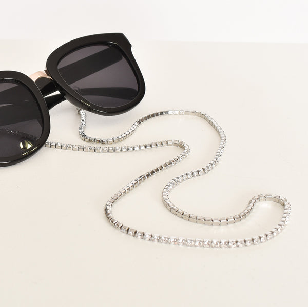 Diamante Sunglasses Chain - Alexa Nice