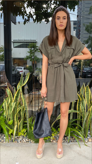 Safari Dress - Alexa Nice