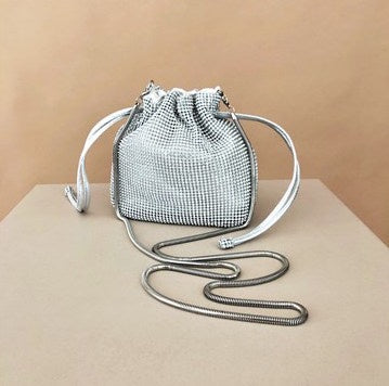 Diamante Bucket Bag - Alexa Nice