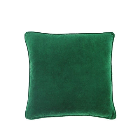 Beau Cushion A Emerald - Alexa Nice