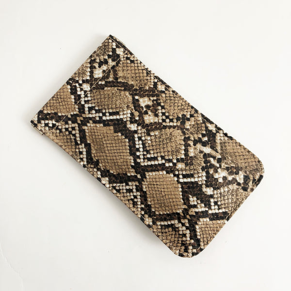 Sunglasses Case Snake