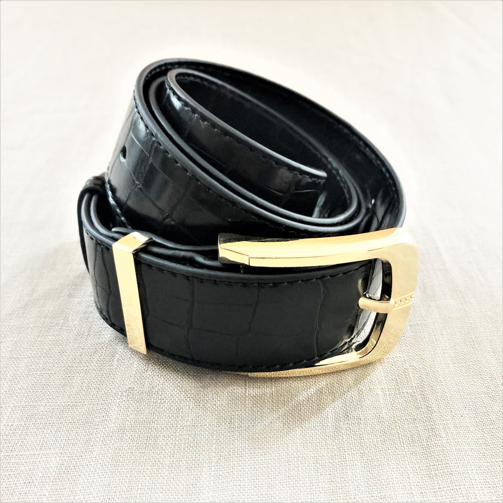 Chrissy Belt Black - Alexa Nice