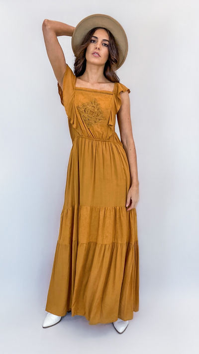 Chani Maxi Dress - Alexa Nice