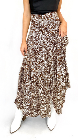 Keep it Wild Skirt - Alexa Nice