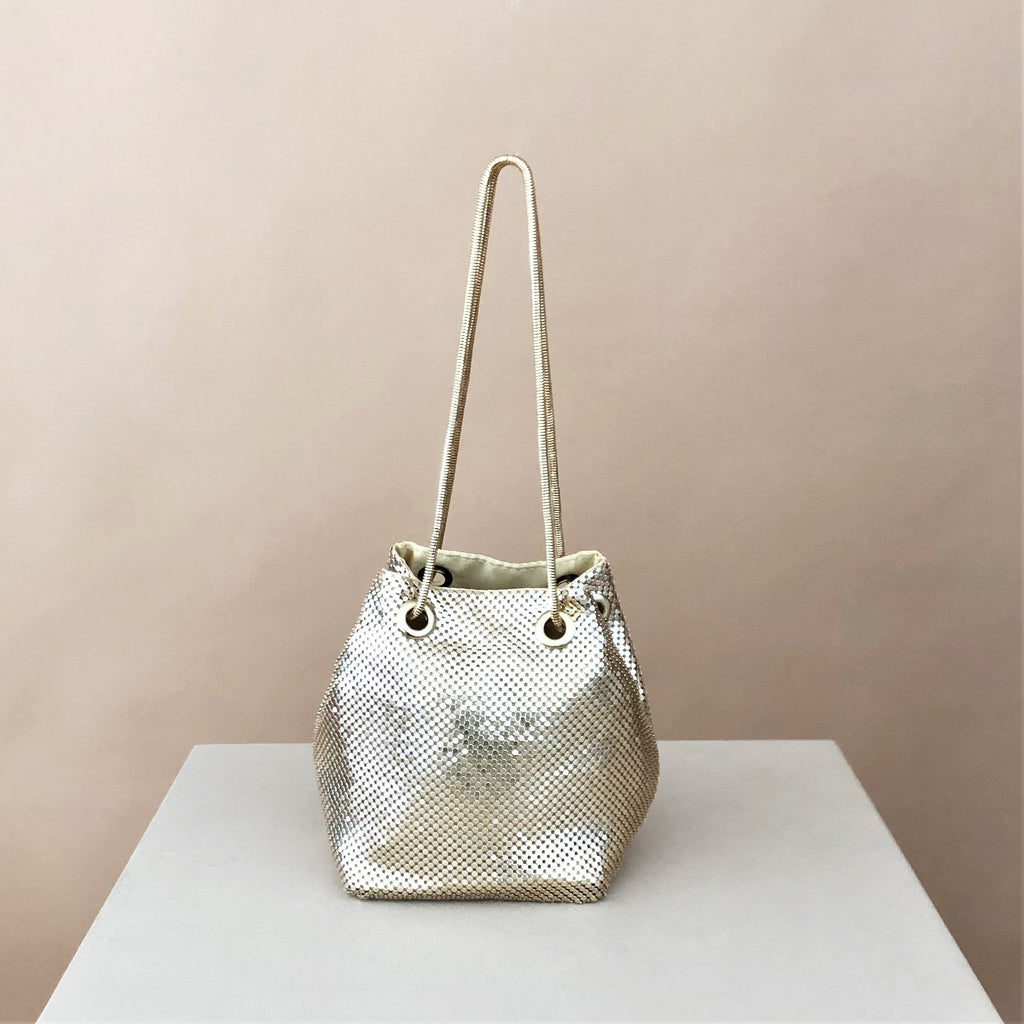 Chi Chi Bag in Gold
