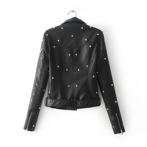 Kitty Biker Jacket - Alexa Nice