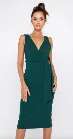 The Evergreen Dress - Alexa Nice