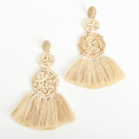 Aahna Earrings - Alexa Nice