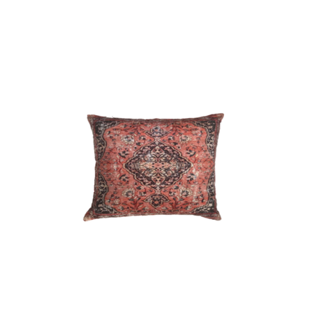 Anais Cushion in Terracotta - Alexa Nice