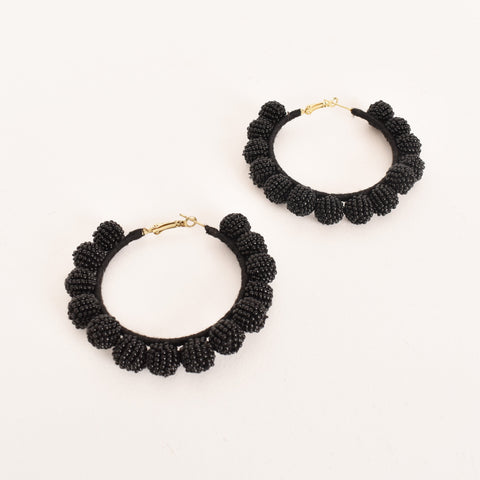 Cha Cha Beaded Earrings - Alexa Nice
