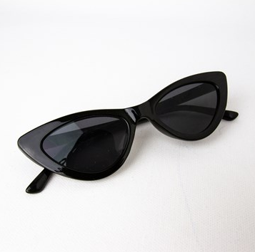 Kitty Sunglasses Black - Alexa Nice