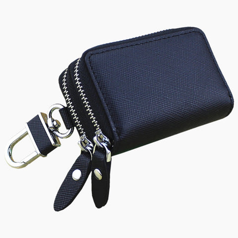 Casian Key Ring Black - Alexa Nice