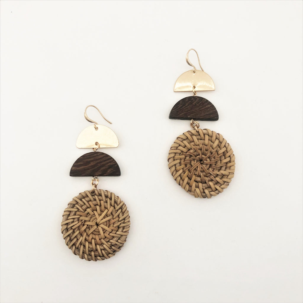 Bondi Earrings - Alexa Nice