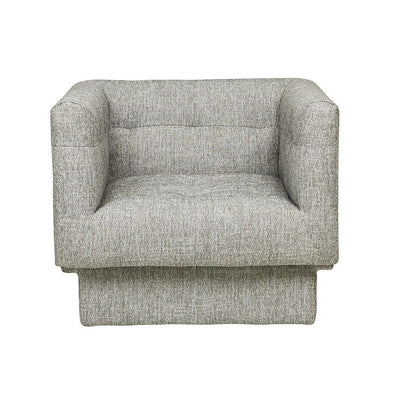 Humphrey Square 1 Seater Sofa - Alexa Nice