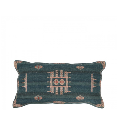 Folke Cushion in Teal - Alexa Nice