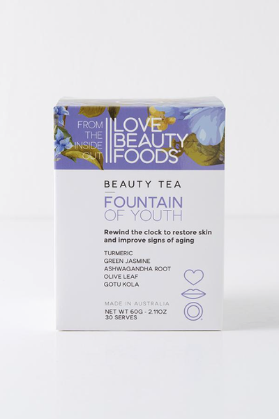 Fountain of Youth Beauty Tea - Alexa Nice