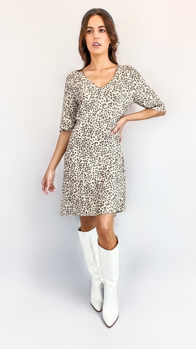 Bebe Animal Dress - Alexa Nice