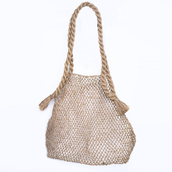 Eadie Market Bag - Natural