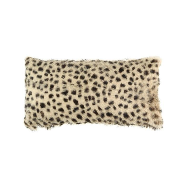 Fur Aquila Cushion Leopard
