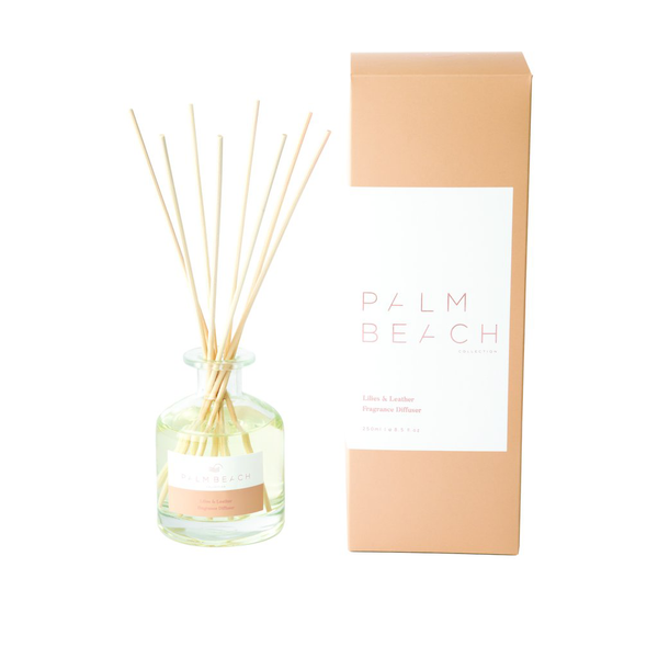 Lilies & Leather Fragrance Diffuser - Alexa Nice