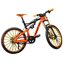 Load image into Gallery viewer, 1:10 Office Rotatable Home Decor Figurine Zinc Alloy Bike Model