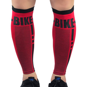 Cycling Leg Warmers Compression Shin Guard - Bike-Moto