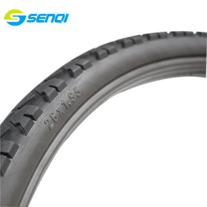 Bicycle Tires 26x 1.95 MTB Solid Tires Inflation - Bike-Moto