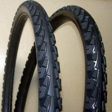 Load image into Gallery viewer, Bicycle Tires 26x 1.95 MTB Solid Tires Inflation - Bike-Moto