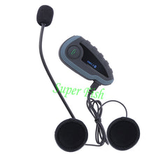 Load image into Gallery viewer, Vnetphone V8 1200M Bluetooth Intercom Motorcycle Helmet Interphone Headset