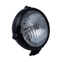 Load image into Gallery viewer, 12V Motorcycle Headlight Bobber Chopper Cafe Racer High Low Beam Head Lamp