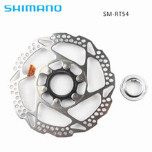 Load image into Gallery viewer, SHIMANO DISC BRAKE ROTOR SM RT54 CENTER LOCK