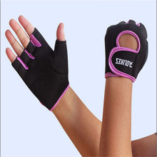 Load image into Gallery viewer, Sports Gym Gloves Fitness Exercise Training Gym Gloves