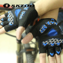 Load image into Gallery viewer, Bicycle Gloves 3D GEL Shockproof Half Finger
