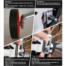 Load image into Gallery viewer, Children Kid Bicycle Training Wheel Bike Cycling Balance - Bike-Moto