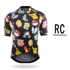 Pro Cycling Jersey Mtb Bicycle Clothing Bike Wear Clothes Short Maillot