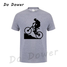 Load image into Gallery viewer, Summer Fashion Mens T Shirt Mountain Biking Printing O-neck