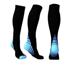 Load image into Gallery viewer, BEST Graduated Athletic Maternity Pregnan Compression Socks - Bike-Moto