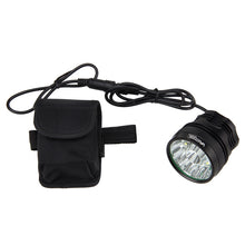 Load image into Gallery viewer, 25000LM Bike Light Set 13x XML T6 Headlight Torch Lamp +6x18650 Battery +Headband