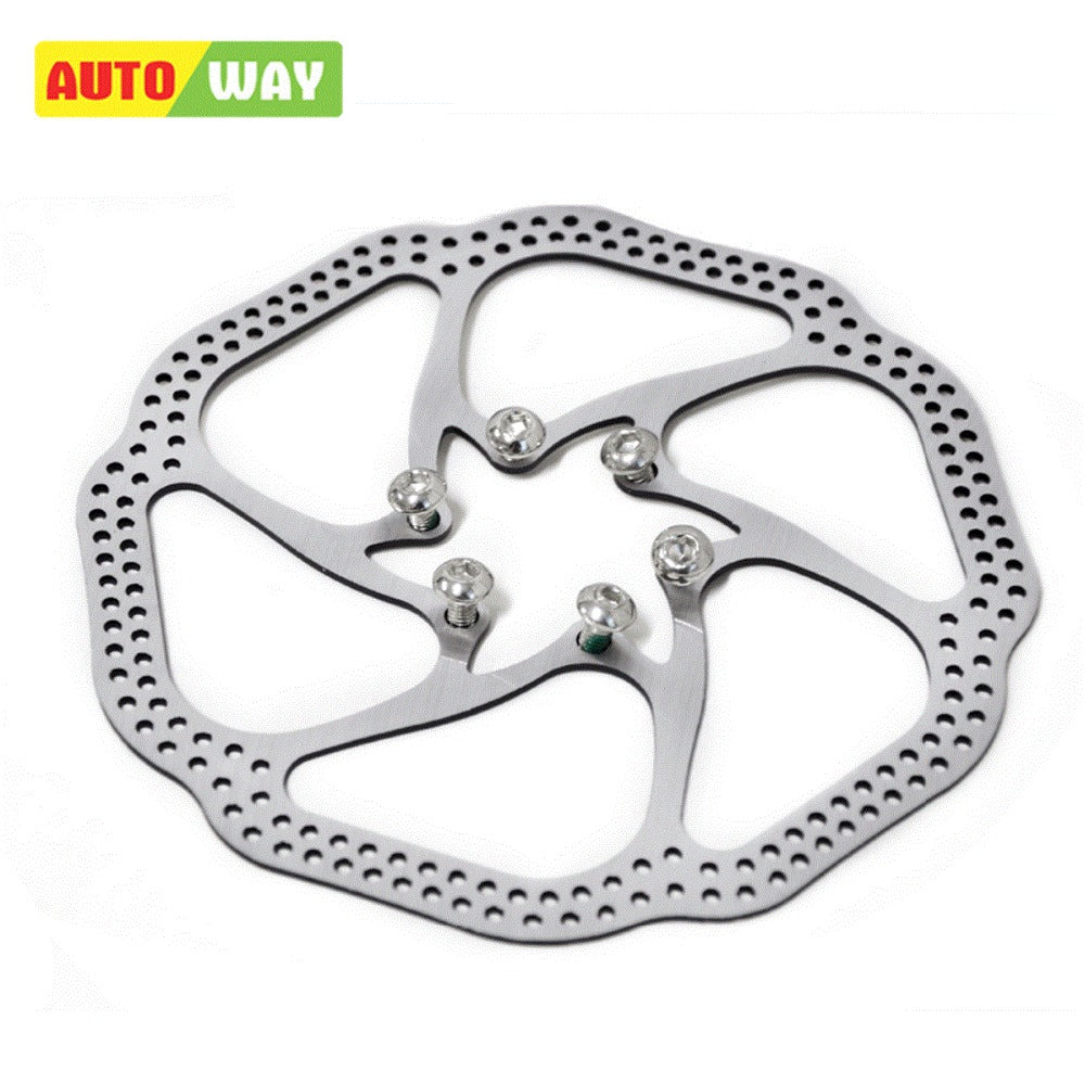Bike Disc Brake Rotor Stainless 160 / 180MM - Bike-Moto