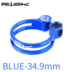 31.8mm 34.9mm Aluminum Alloy Bicycle Seat Post Clamp
